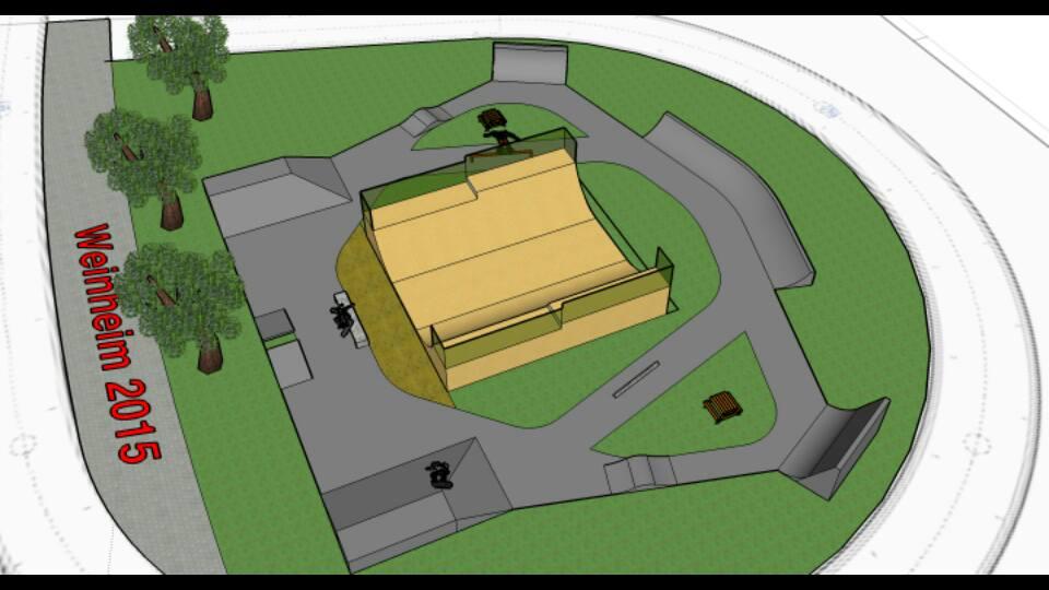 skatepark bau es geht weiter boardsport. Black Bedroom Furniture Sets. Home Design Ideas